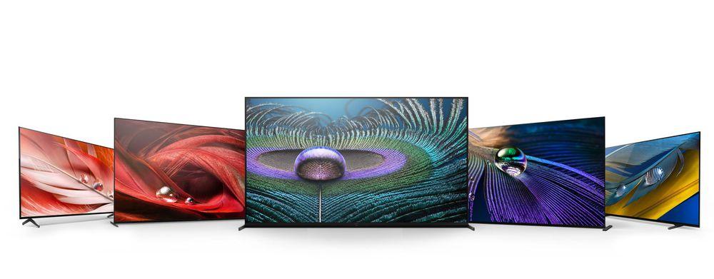 La propuesta de Sony con su nueva gama de televisores inteligentes