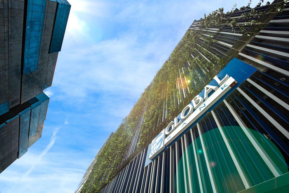 Global Bank se enfoca en el ahorro energético como negocio sostenible