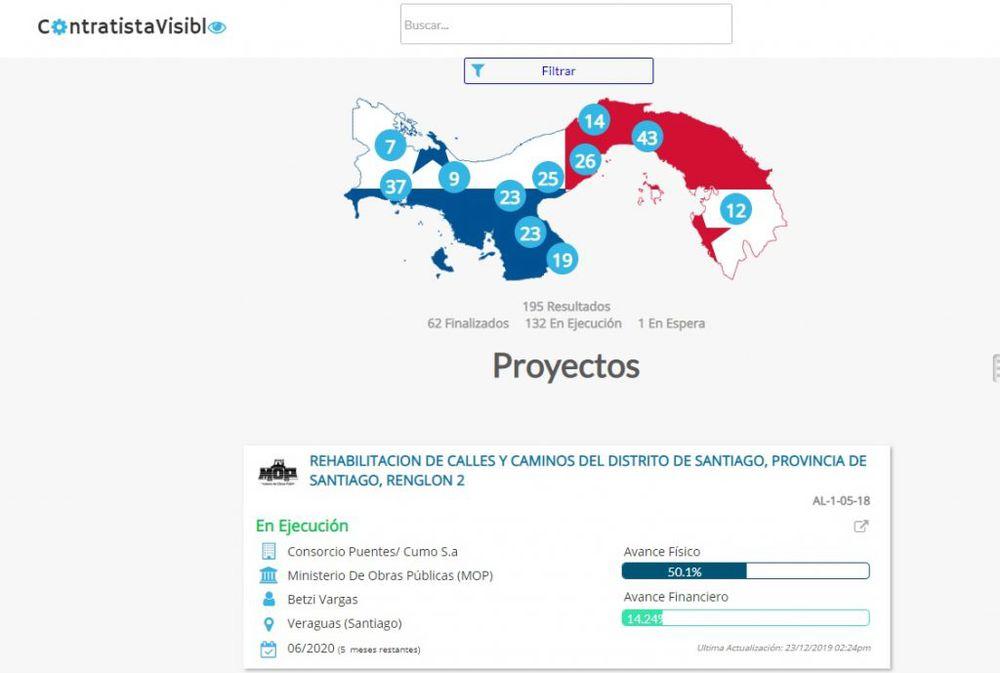 Plataforma panameña promete 100% de transparencia en el sector oficial