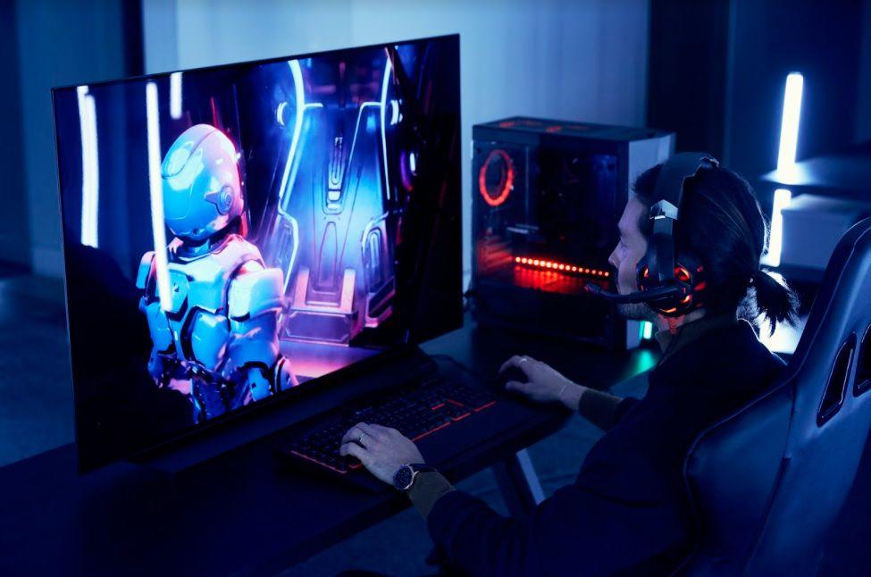 LG Electronics, presentó el LG OLED TV, el favorito de los gamers