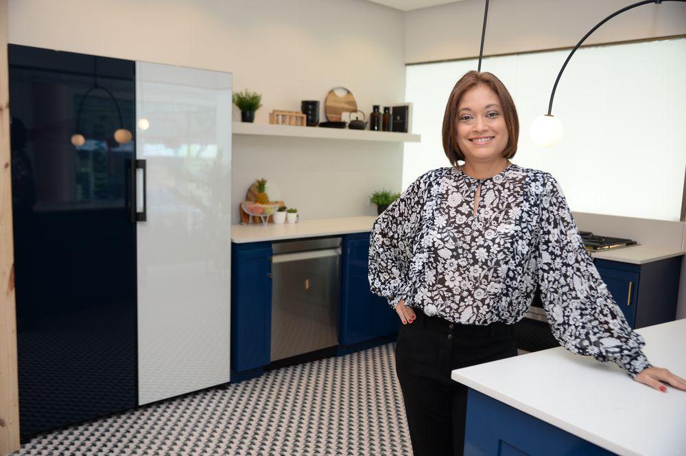 Samsung busca digitalizar cada espacio del hogar, incluyendo las cocinas